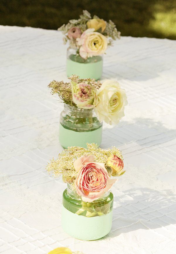 Hooray For Baby Shower in Shades of Mint and Yellow | POPSUGAR Moms