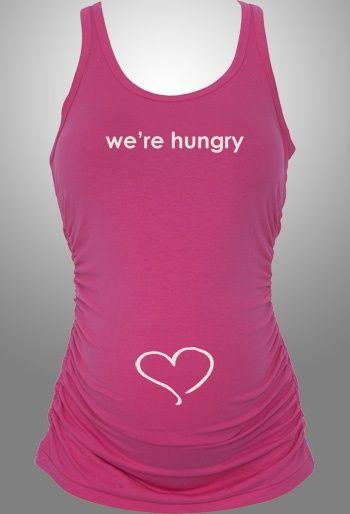 Bhahaha I can't wait to wear this when I'm preggo :)