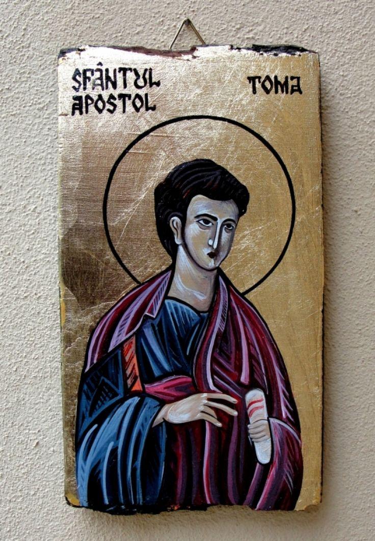 "Icoana+""Sfantul+Apostol+Toma"""