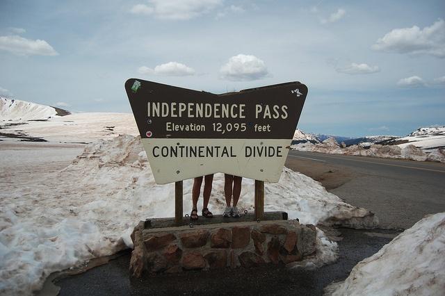 Colorado - Continental Divide