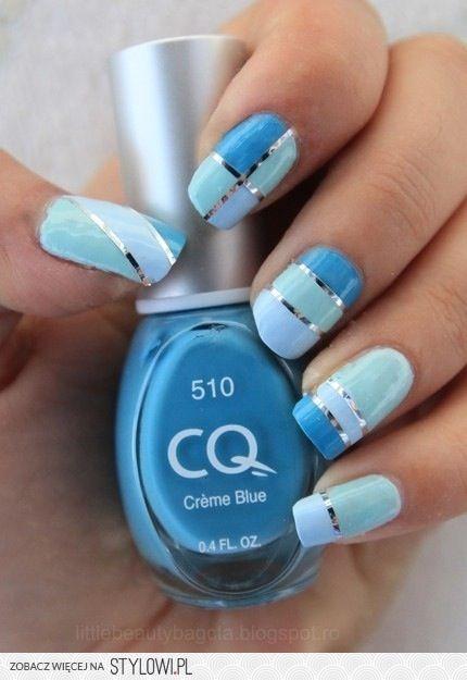 Creme blue
