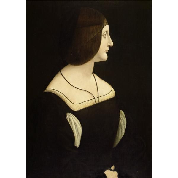 Portrait of a Lady – Works – European Paintings – Collections – The Huntington Art Collections Online Catalog