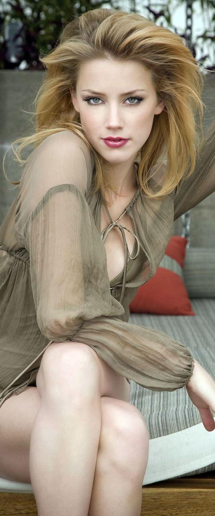 Amber Heard Saturday Night Magazine 2008 from Evynne Labeau s favourites Album