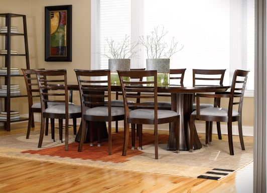 Casual Dining Rooms - Home and Garden Design Idea's