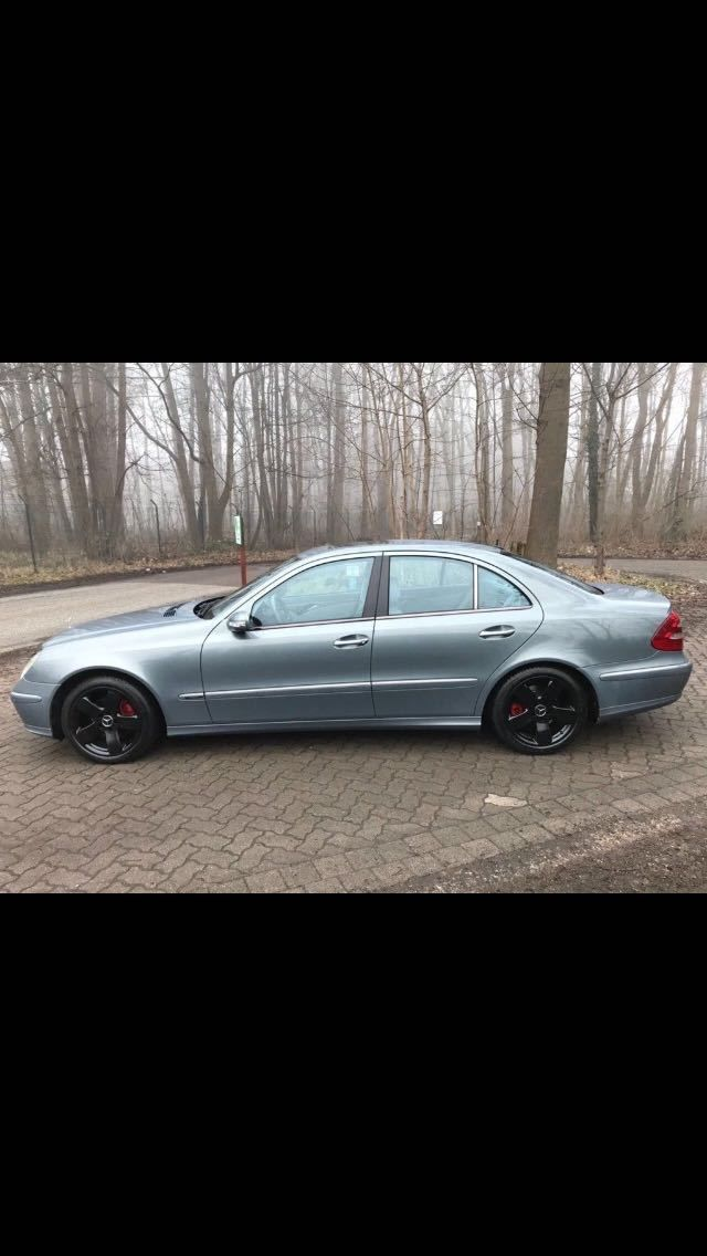 Mercedes E 320 CDI AMG Austattung   Check more at https://0nlineshop.de/mercedes-e-320-cdi-amg-austattung/