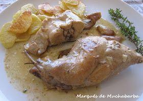 El conejo al ajillo es una receta de las de siempre, sencilla, con pocos ingredientes, fácil de hacer y muy rica. La carne de conejo...