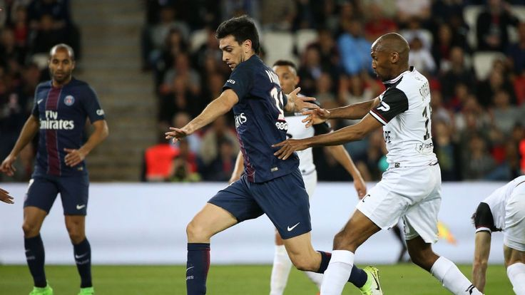 Pastore frustrated, but understands not playing every PSG game