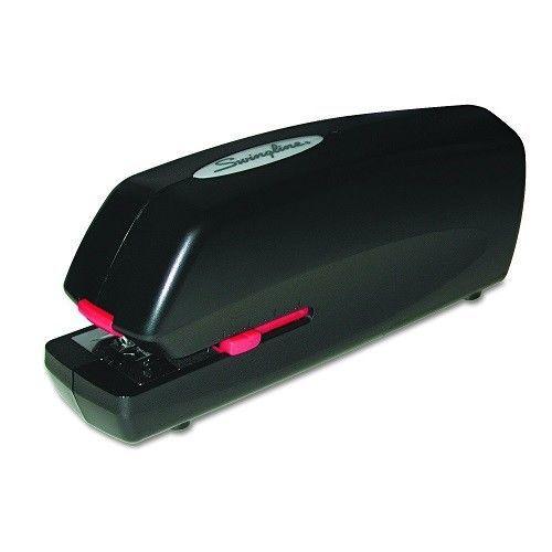 Portable Electric Stapler Black Desktop Indicator Low New Quiet Staple Swingline #Swingline