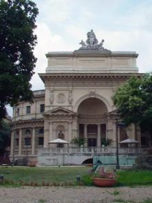 Roman Aquarium Architecture House (Casa dell'Architettura all'Acquario Romano)