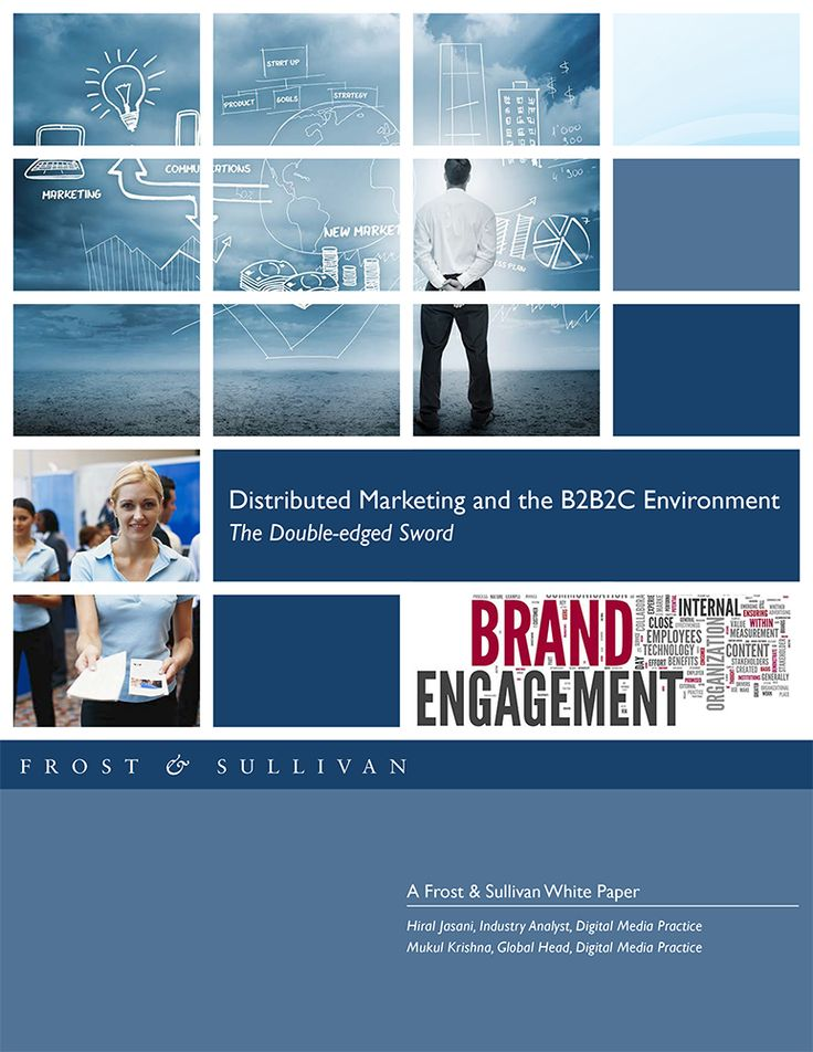 In this white paper from Frost & Sullivan, industry experts explore the challenges marketers in B2B2C environments face and how they are overcoming them using Marketing Asset Management (MAM) technology. http://info.saepio.com/Frost-Sullivan-Distributed-Marketing-B2B2C-Environment.html
