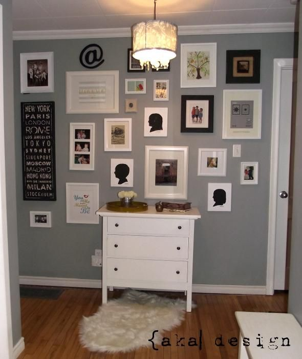 DIY Home Decor : Tips for Prepping A Gallery Wall
