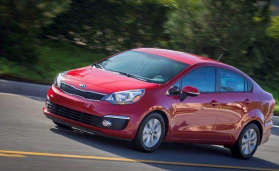 KIA Rio Sedan cost - http://autotras.com