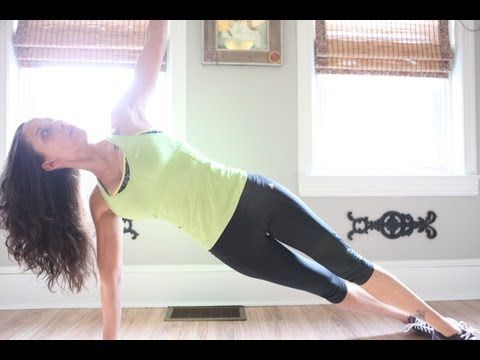 Don't have time to work out?? Psssh - try getting through the first five minutes of this morning routine :) No equipment required only 10 min long.