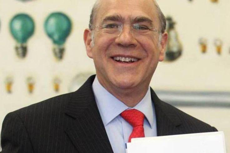 Angel Gurria, secretário-geral da OCDE