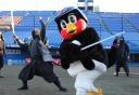 残留することになったつば九郎 ― スポニチ Sponichi Annex 野球