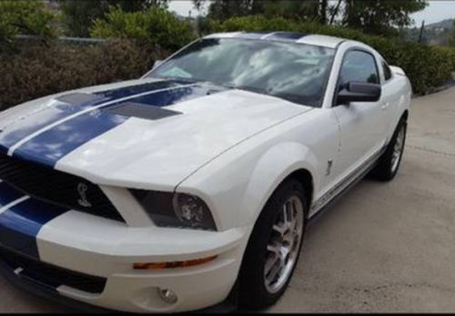 eBay: Mustang -- 2008 Ford Mustang, White with 10750 Miles available now! #fordmustang #ford