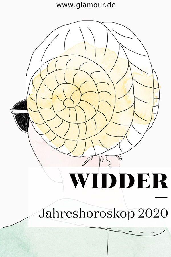 jahreshoroskop 2020 widder
