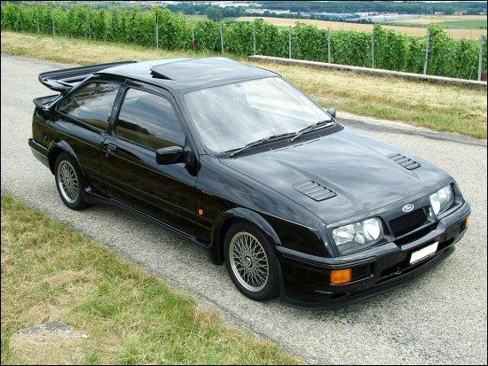 My dream car. A 1987 Ford Sierra RS500 Cosworth. So bloody expensive now, but sooooooooooooooo worth it!