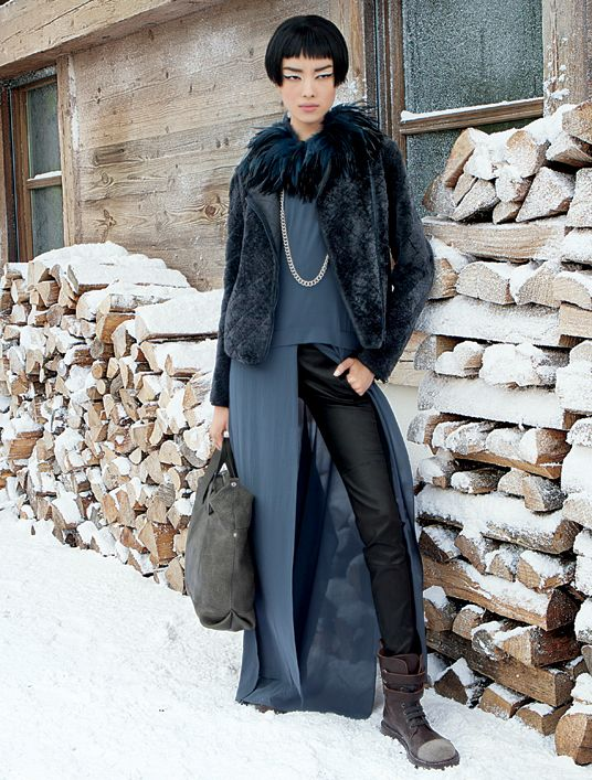 Brunello Cucinelli at Hirshleifers. Americana Manhasset Fall/Winter 2013 Look Book!