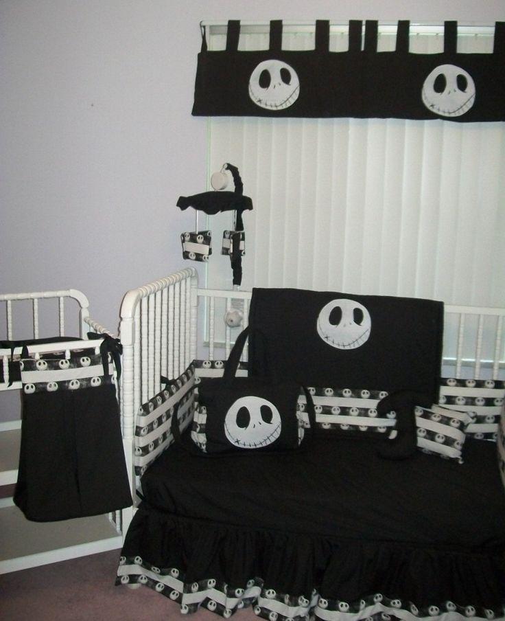 nightmare before christmas bedding set