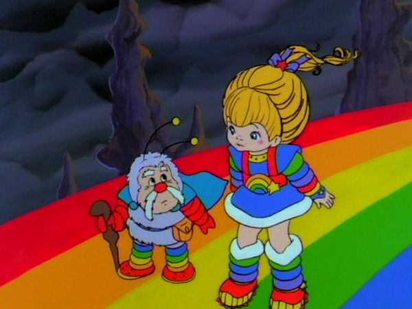 Cartoon Characters Underwear : Best images about rainbow brite on pinterest my