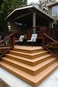 Deck steps | OregonLive.com