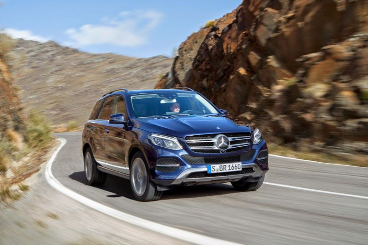 The Mercedes-Benz GLE #carleasing deal | One of the many cars and vans available to lease from www.carlease.uk.com