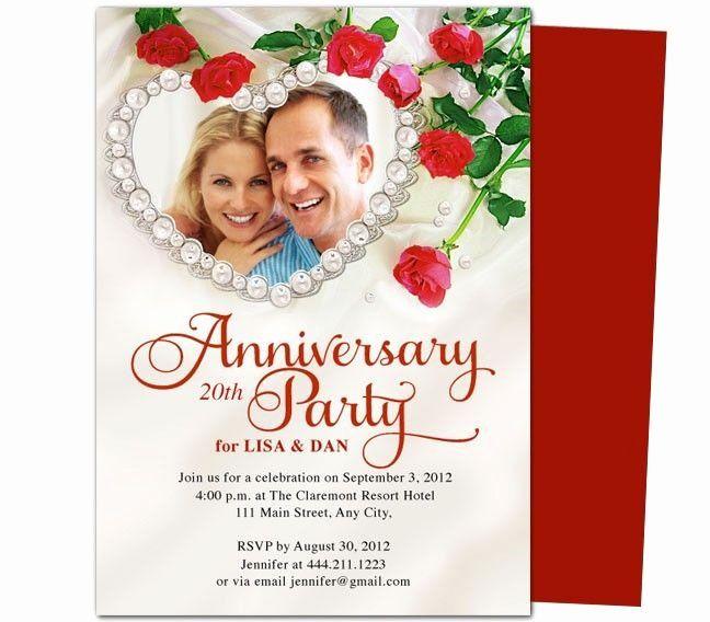 50th Wedding Anniversary Invitation Template Luxury 9 50th Wedding Anniversary Invitations Wedding Anniversary Invitations 25th Wedding Anniversary Invitations
