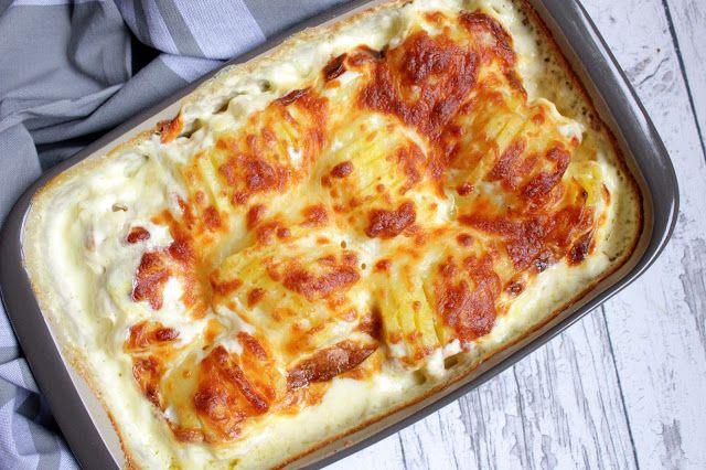 Rezepte mit Herz: Kartoffelgratin Deluxe ♡