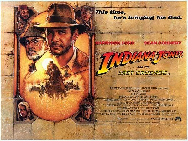 WayBackWednesday - Indiana Jones and the Last Crusade (1989) | Indiana  jones, Indiana jones films, Steven spielberg movies