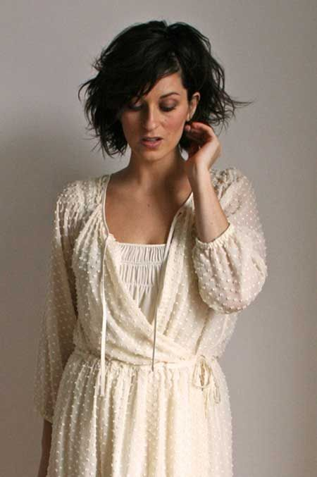 Messy Short Hairstyles For Women Messy Short Hairstyles