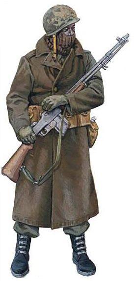 Brazilian soldier - WWII