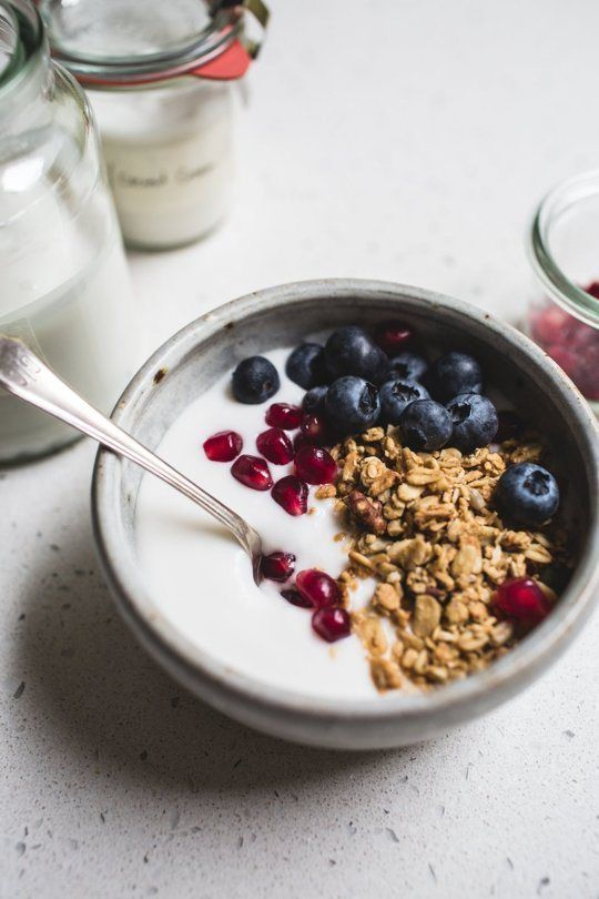 How To Make Dairy-Free Coconut Yogurt