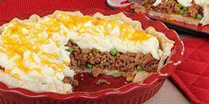 Cheesy Shepherd's Pie | Canadian Diabetes Association