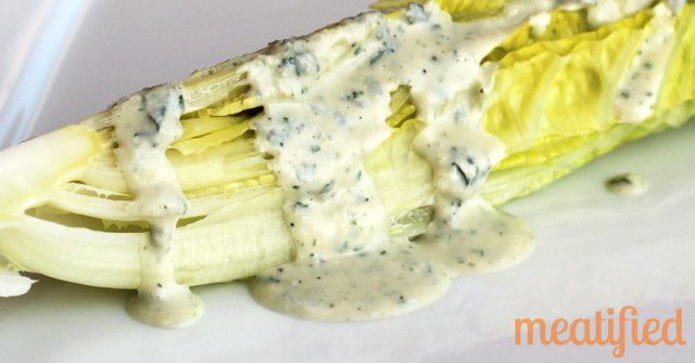 Almost Ranch Dressing from http://meatified.com #paleo #glutenfree #dairyfree #whole30