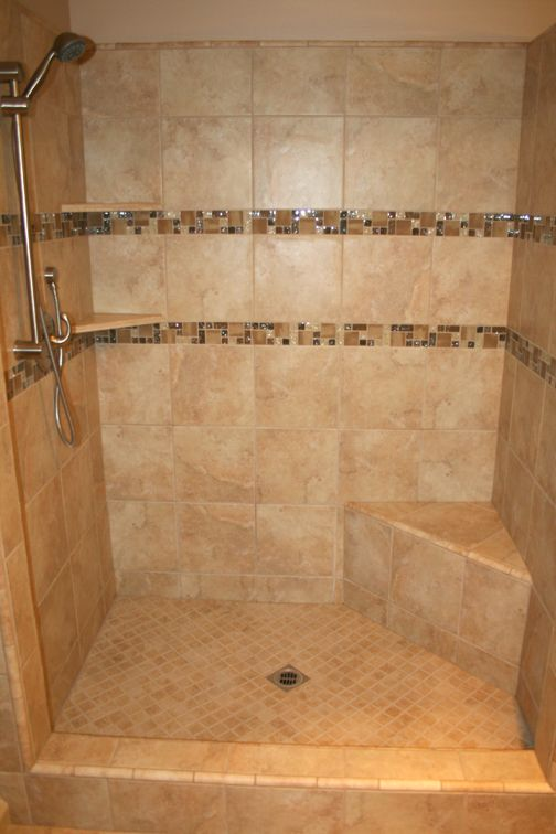 Pictures Of Bathroom Walls With Tile Walls Which Incorporate A