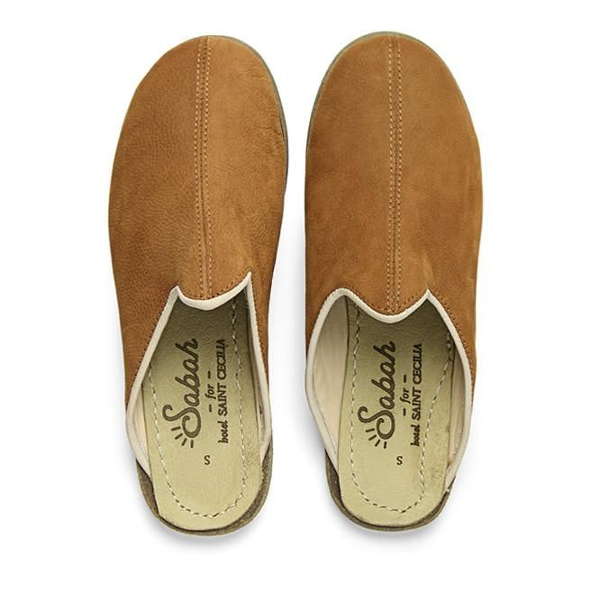 detailed look many fashionable classic styles Hotel Saint Cecilia x Sabah Slippers | Slippers, Loafers men, Style