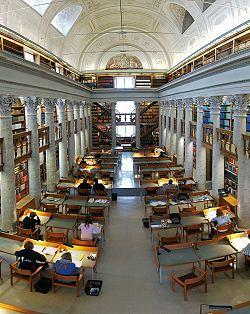 Kansalliskirjasto (Suomi) – Wikipedia