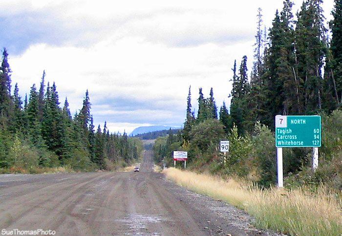 Atlin Road, BC & Yukon