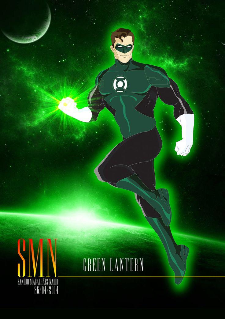 Hal Jordan - Green Lantern by smnoficial