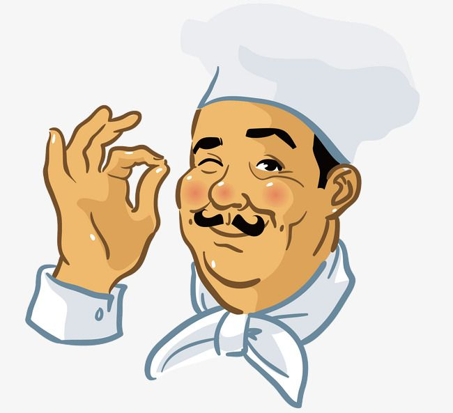 A Chef Chef Hat Clipart Vector Diagram Chef Png And Vector With Transparent Background For Free Download Food Clips Chef Pictures Pizza Pictures