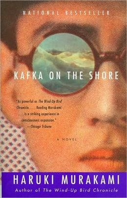 Kafka on the Shore by Haruki Murakami. This is easily one of the greatest books I've ever read.