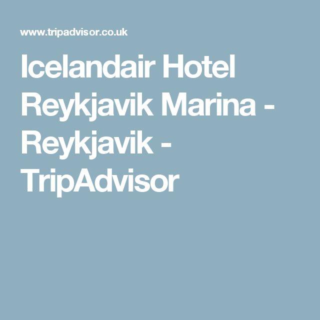Icelandair Hotel Reykjavik Marina - Reykjavik - TripAdvisor