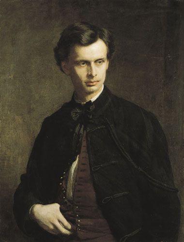 Székely, Bertalan | János Greguss | 1860s | Oil , Canvas 102 x 78 cm | Inv.: 7589