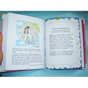 Afrikkans Language The Little Girls Bible Storybook for Mothers and Daughters / Eerste Bybelstorieboek Vir Dogtertjies Vir Mammas & Dogtertjies    $44.99