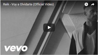♫♪♫♪♫♪ Top Music ♫♪♫♪♫♪: Reik - Voy a Olvidarte (Official Video)
