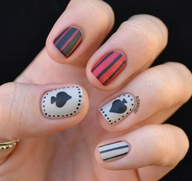 Para mi primera ves en un concierto de Rock llevaria las uñas maquilladas muy rokero :) #PrimerasVecesbyCyzone