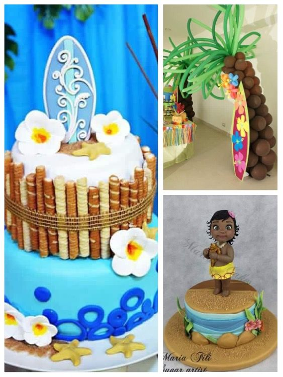 Moana Party Ideas Pinterest Birthdays