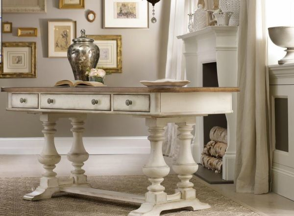 Hooker Chic Coterie Writing Desk For Home Office