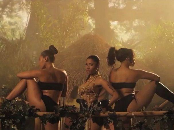 Video: Nicki Minaj – Anaconda (Teaser)